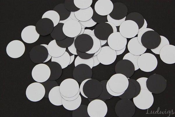 25mm magnetic circles