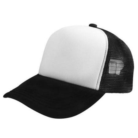 Blank trucker cap