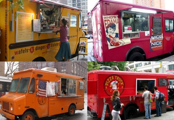 Food Trucks 101 How To Start A Mobile Business Truck Ideas