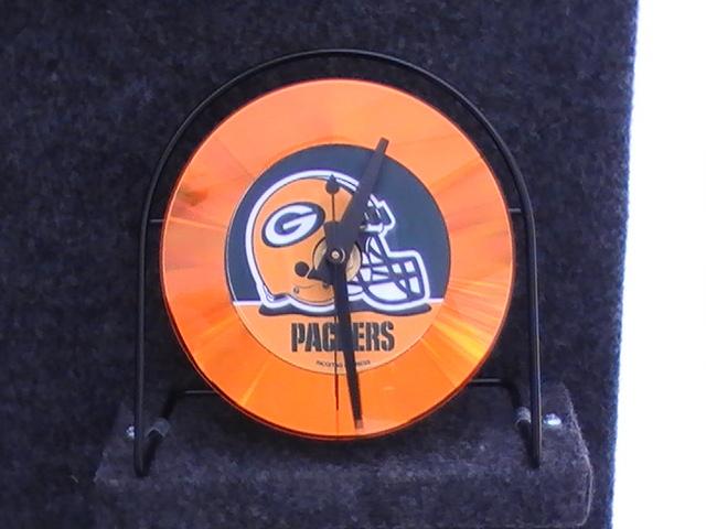 CD clock in a frame