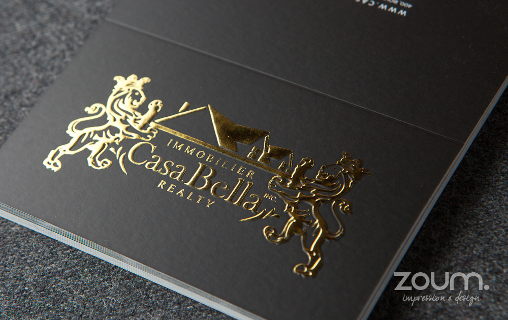 Embossed business cards ideas choice image card design and card comfortable foil blocking business cards images business card start a hot foil stamping company small business reheart Choice Image