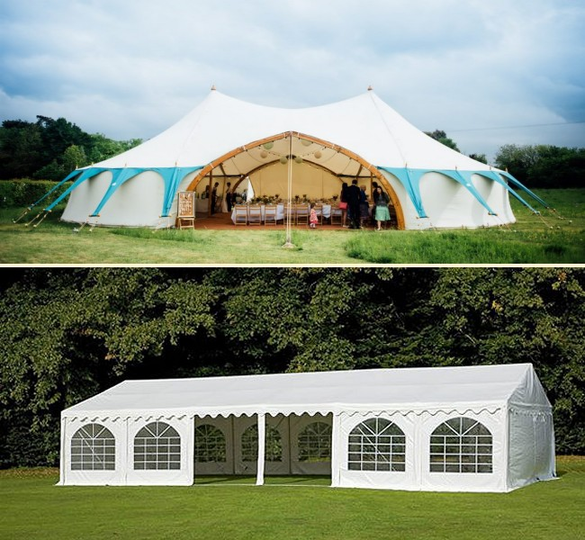 Marquee Hire in Scotland: Stretch Tents Scotland