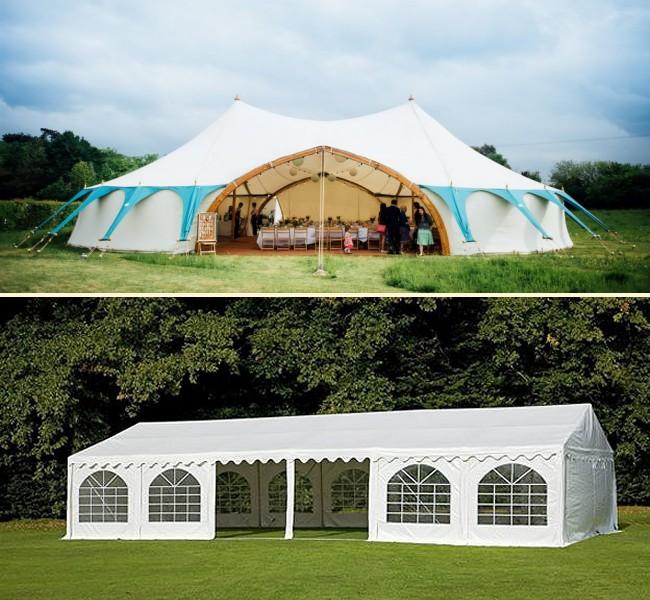 Marquee Hire in Scotland: Stretch Tents Scotland