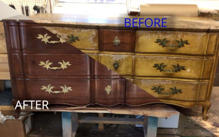Start A Furniture Refinishing Painting Business
