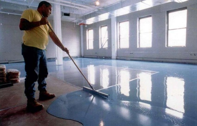 Start An Epoxy Floor Coating Business Small Business Ideas