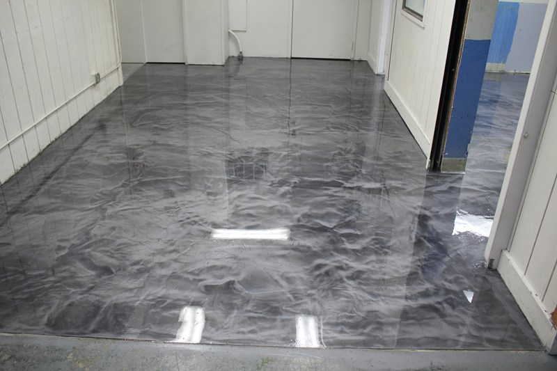 Start an Epoxy Floor Coating Business - Small Business Ideas