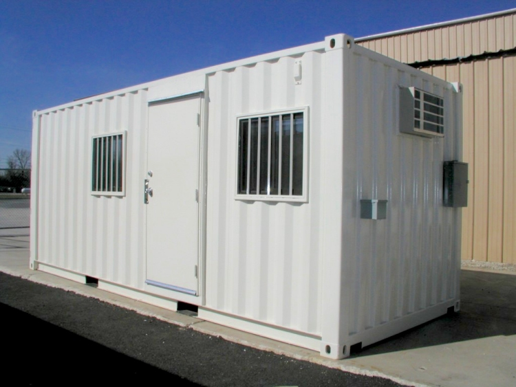 Start a Shipping Container Rental Business - Small Business
